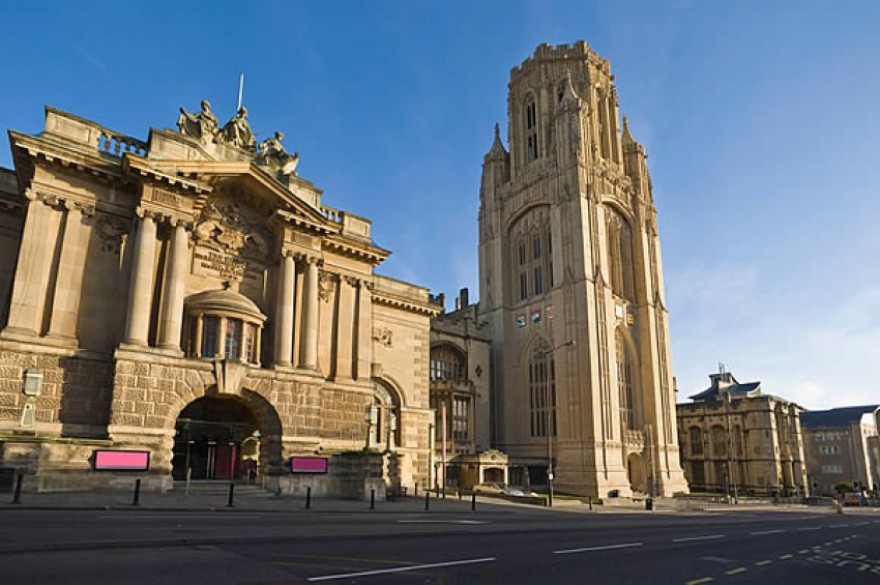 University of Bristol 1051 image