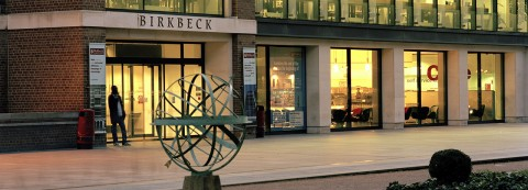 Birkbeck University of London featured image