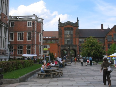 Newcastle University 4 image