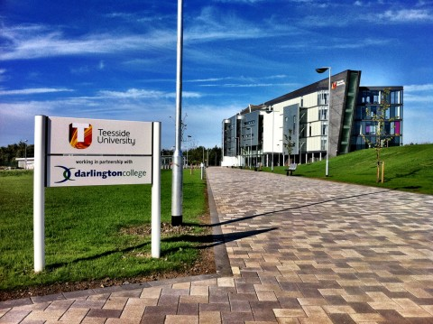Teesside University featured image