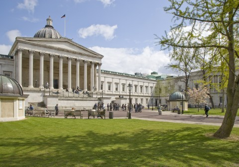 University College London banner image