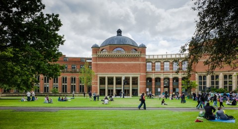 University of Birmingham featured image