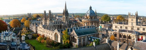 University of Oxford banner image