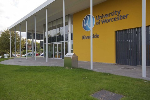University of Worcester featured image